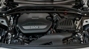 BMW 1 Series hatchback engine