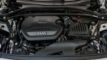 BMW 1 Series hatchback engine