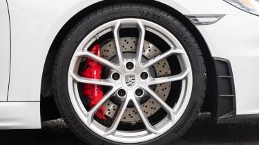 Porsche 718 Boxster Spyder alloy wheel