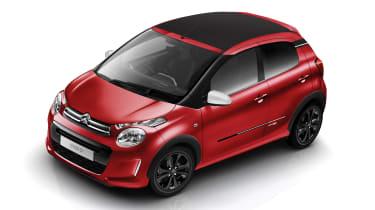 Citroën C1 Urban Ride - three quarter view