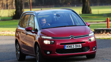 Citroen Grand C4 Picasso - Best Seven Seater