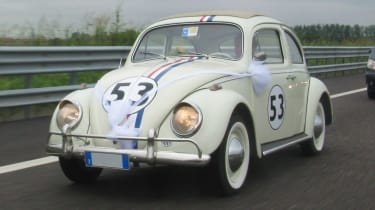 Volkswagen Beetle – Herbie The Love Bug