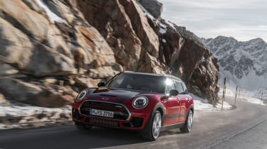 The Clubman JCW should be an entertaining driver's car