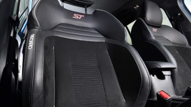 Ford Focus ST Estate sports seats