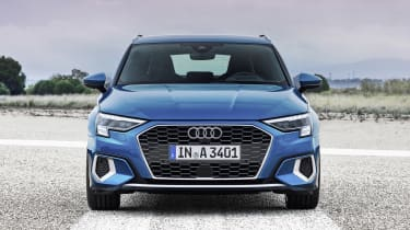 2020 Audi A3 Sportback - front view static