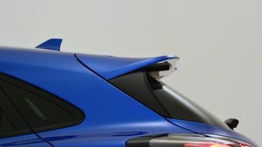 2020 Ford Puma - rear spolier