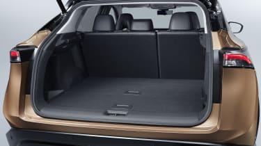 Nissan Ariya boot