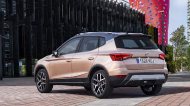 The 1.0-litre, 113bhp engine proves impressive, with a 0-62mph time under ten seconds, allied with good fuel economy