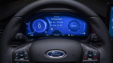 Facelifted 2021 Ford Focus