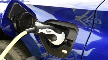 SEAT Leon e-Hybrid hatchback charging cable