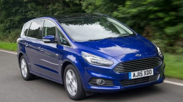 The Ford S-MAX manages to combine the space and practicality you'd expect of a family car with driver enjoyment.