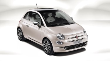 Fiat 500 Star - front quarter
