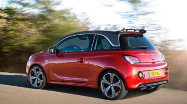 It's another model that can be customised, in a similar way to the MINI and Fiat 500
