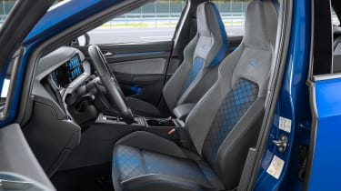 2021 Volkswagen Golf R Estate - interior side