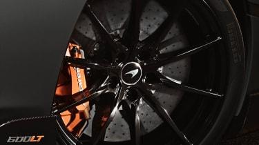 McLaren 600LT wheels