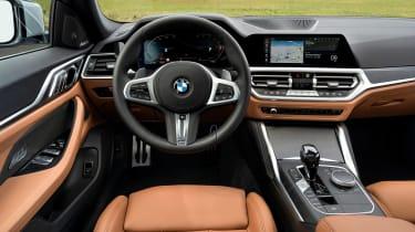 New BMW 4 Series Gran Coupe M440i xDrive - interior