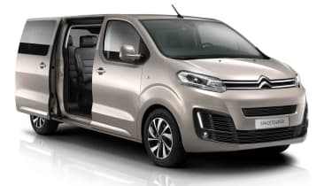Best eight seater - Citroen