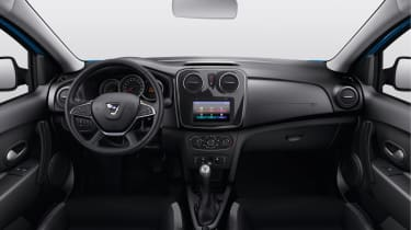 The entry-level model is very basic (it doesn't even get a stereo), so the Ambiance and Laureate versions are most popular