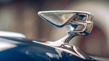 Bentley Continental Flying Spur saloon bonnet ornament