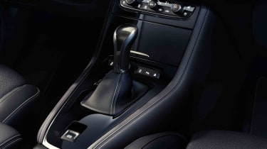 The Grandland X has physical dials for the hearing and A/C; the Peugeot 3008 is touchscreen almost all the way