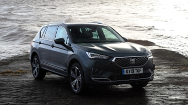 SEAT Tarraco SUV front static