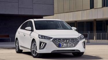 Hyundai Ioniq Plug-in Hybrid front
