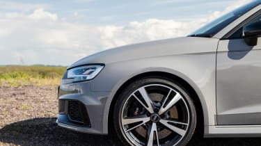 Audi RS3 alloy wheels