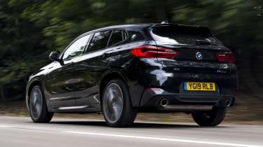 BMW X2 - rear 3/4