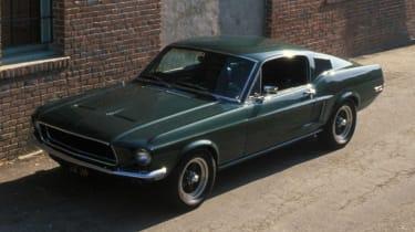 Ford Mustang – Bullitt