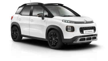 Citroën C3 Aircross Origins - front quarter static