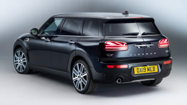 2019 MINI Clubman - rear static