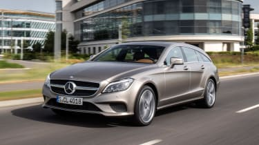£15,000-£20,000: It may be heavily based on the Mercedes E-Class, but the swoopy CLS manages to be much cooler - although it sacrifices some of the practicality of the E-Class. The range of petrol and diesel engines are powerful but sh