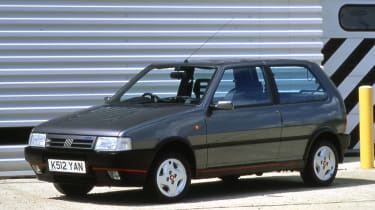 Fiat Uno Turbo ie front