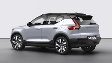 Volvo XC40 Recharge - rear view
