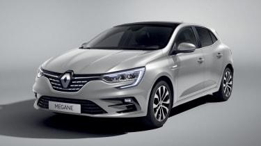 2020 Renault Megane - front 3/4 view