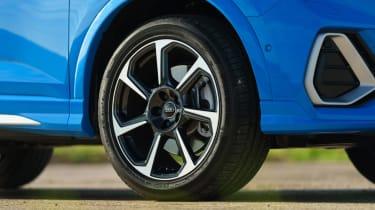 Audi Q3 Sportback SUV - alloy wheel