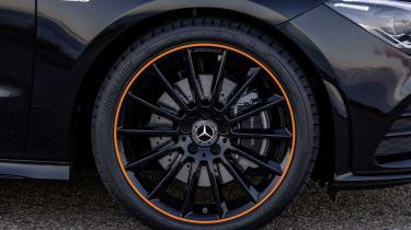 Mercedes CLA wheel