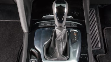 Automatic and manual gearboxes are available, along with front or four-wheel drive
