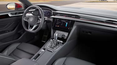 2020 Volkswagen Arteon Shooting Brake estate -hybrid interior