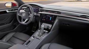 2020 Volkswagen Arteon Shooting Brake estate -hybrid interior