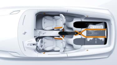 Volvo Concept XC Coupe seats