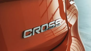 2020 Fiat Tipo Cross - rear badging