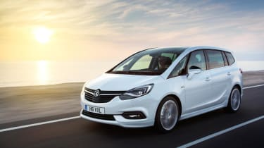 A more powerful 2.0-litre diesel engine makes an ideal long-distance cruiser
