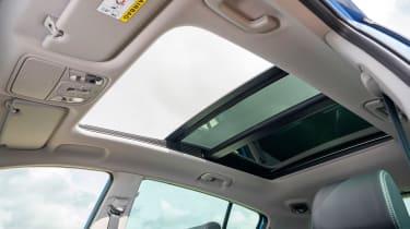 Kia Sportage SUV sunroof