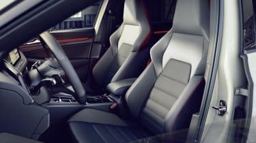 2020 Volkswagen Golf GTI Clubsport - interior