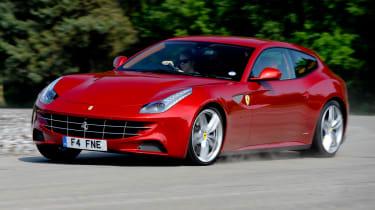 Ferrari FF 2012 front cornering