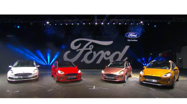 """The exterior design director at Ford of Europe said the car's styling is """"more evolution than revolution"""""""