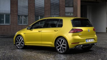 An updated Golf is on its way for 2017, boasting a redesigned interior and new engines, including a 148bhp 1.5-litre diesel.