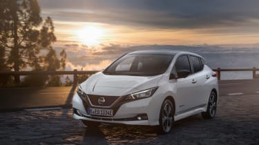 The Leaf has been designed to be easy to live with, offering plenty of interior space and a big 435-litre boot