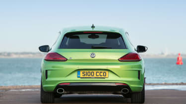 An update in 2014 saw the Scirocco gain tweaked bumpers for a sharper and more modern look